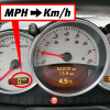Compteur Boxster 986 MPH à KM/H