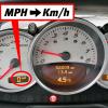 Compteur de Porsche 996 passer de MPH à Km/h