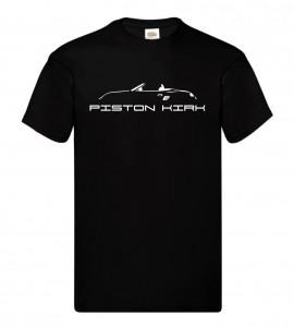 T-shirt Piston Kirk - Boxster 986