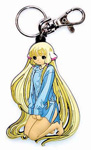 Porte cle Chobits representant Chii