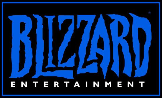 logo officiel de Blizzard