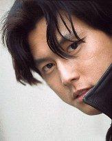 L'acteur Jung Woo-sung