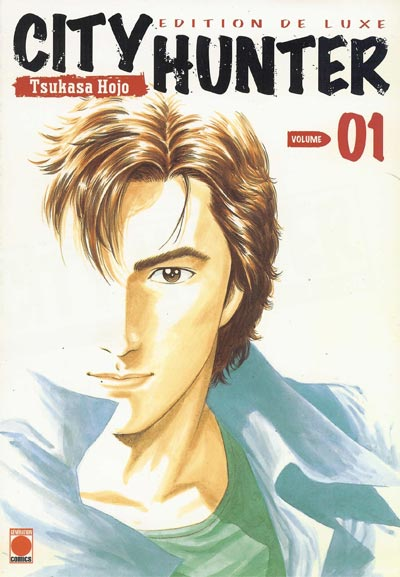 Couverture de City Hunter 1