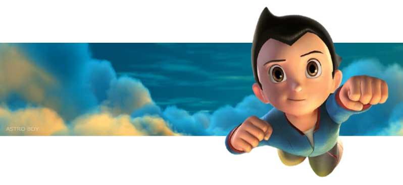 Astro Boy par le Studio IMAGI