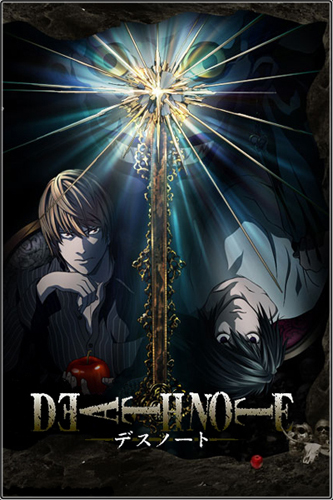 Affiche originale de Death Note