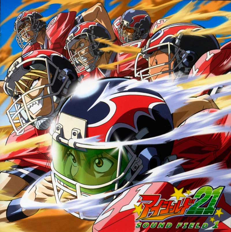 Affiche originale de Eyeshield 21