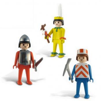 Playmobil variés
