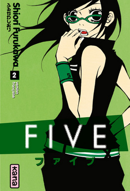 Five - Shiori Furukawa