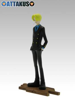 Figurine Sanji de One Piece (Oda)