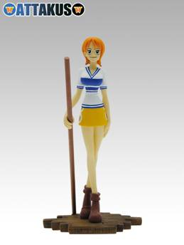Figurine Nami de One Piece (Oda)