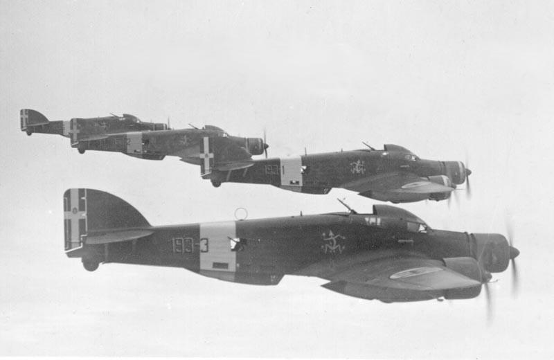 Photo de l'avion Savoia-Marchetti SM.79 qui sera peut-être utilisé pour le film Porco Rosso : La dernière sortie