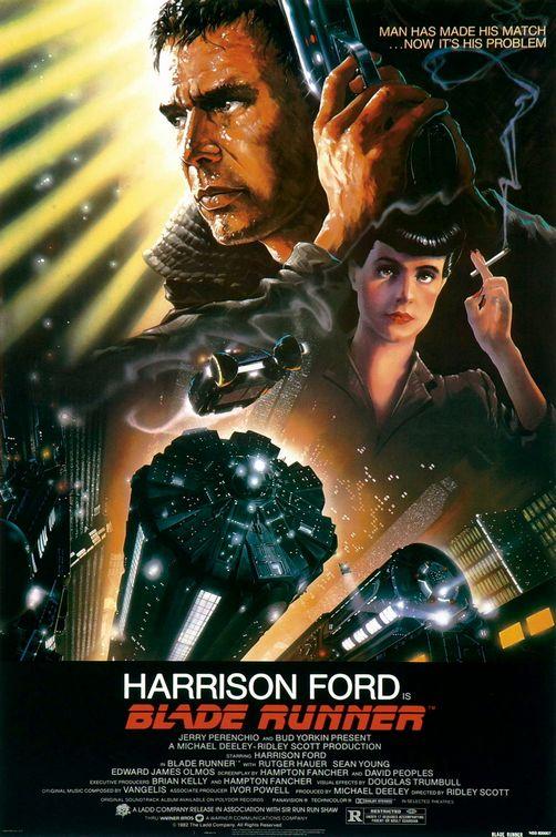 Affiche du film Blade Runner