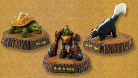 set de familiers de World of Wacraft réalisé par FigurePrints