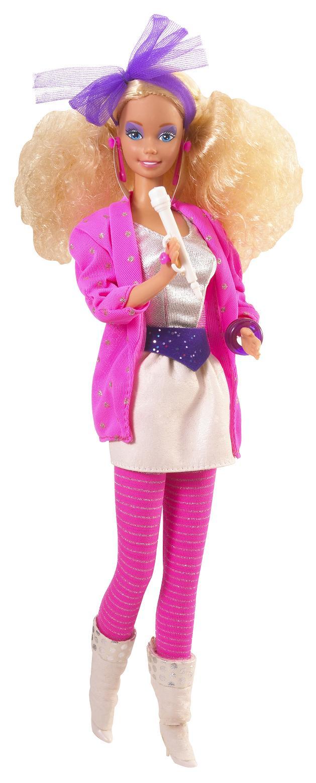 Barbie dans les 80's