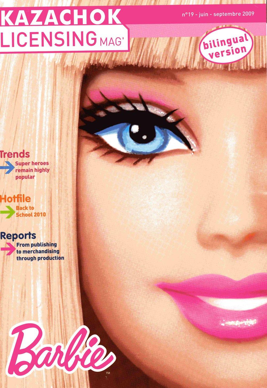 Kazachok couverture du numero 19