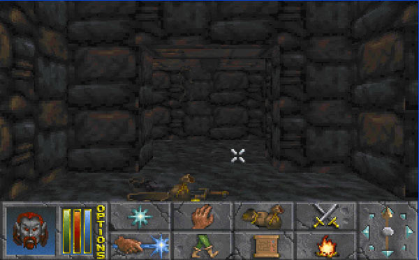 Daggerfall une capture