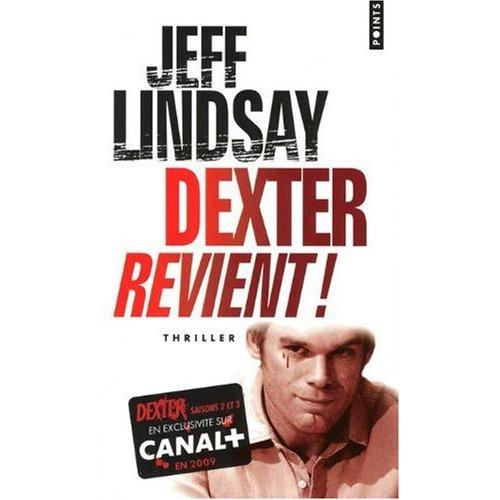 Couverture du livre Dexter Revient