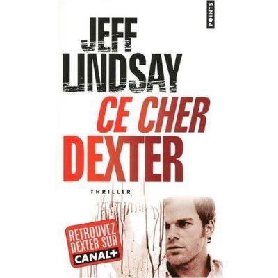 Couverture du livre Ce Cher Dexter