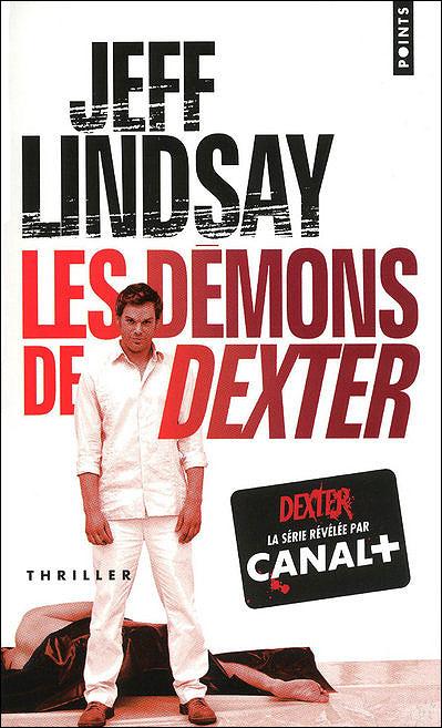 Couverture du livre Les Démons de Dexter