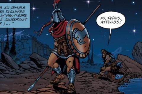 Atalante AVE Comics