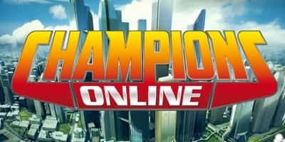 Titre du jeu Champions Online