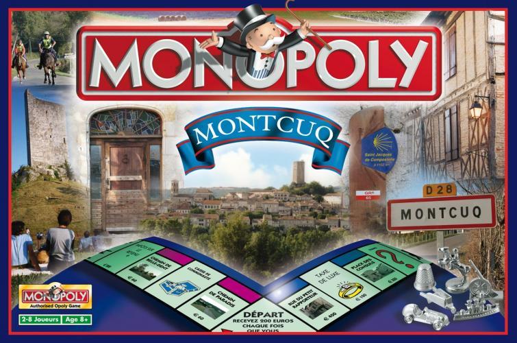 Image officielle du jeu Monopoly