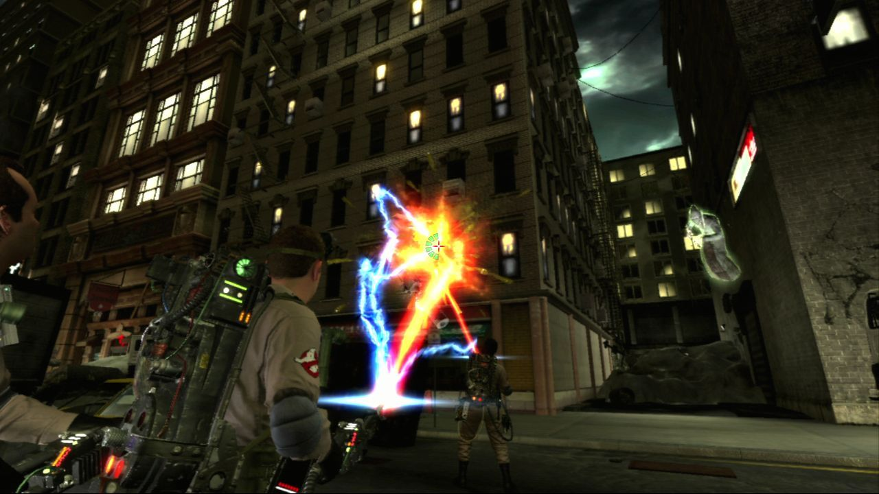 Capture du jeu Sos Fantomes