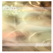 Couverture d'un album du groupe Lotus