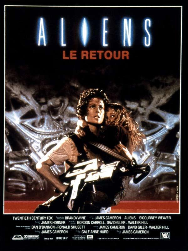 Affiche du film Alien 2