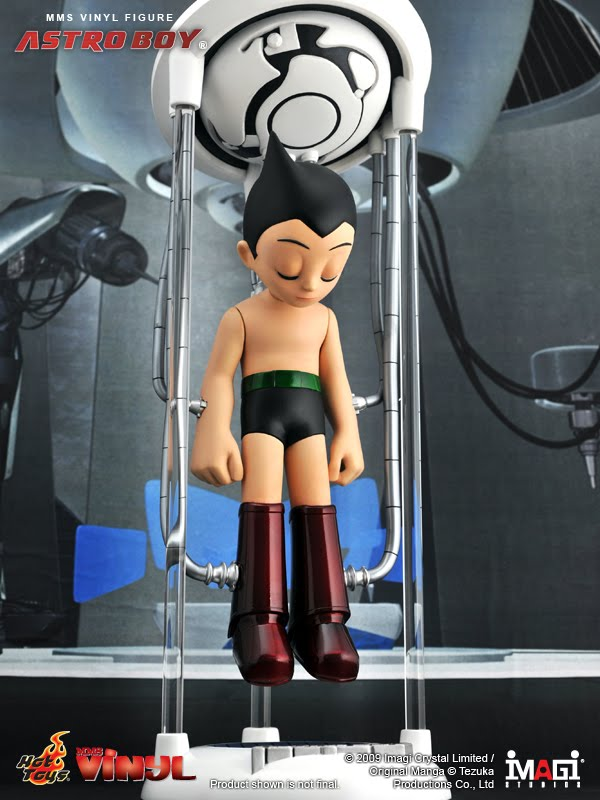 Astroboy une figurine du film