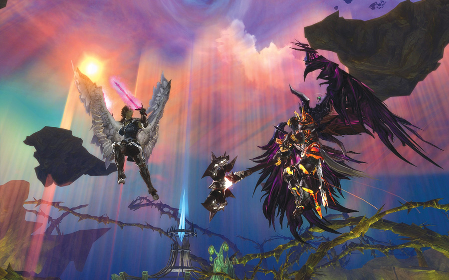 Screenshot d'Aion
