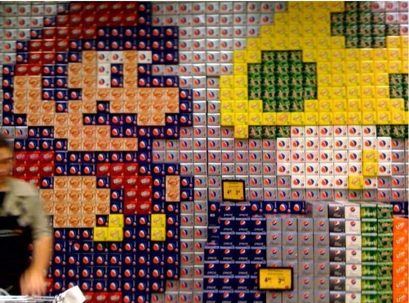 Image de Mario en canette