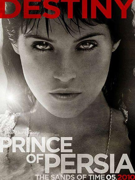 Pre affiche de Prince of Persia