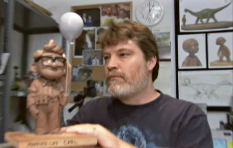 Making of de Pixar