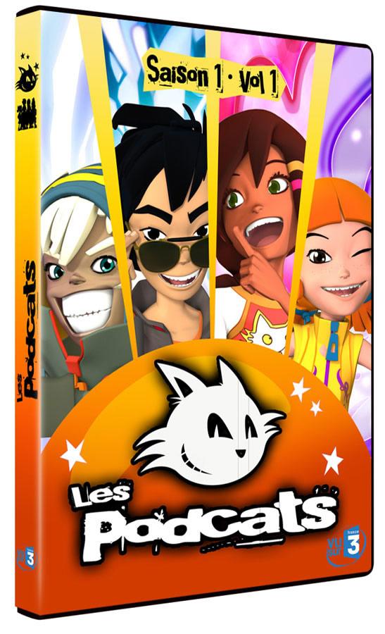 DVD des Podcats