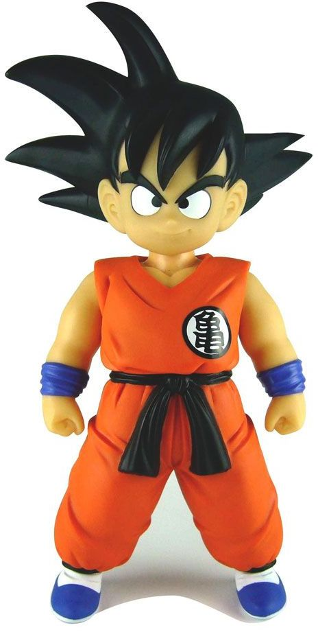Figurine de Sangoku (Dragon Ball)