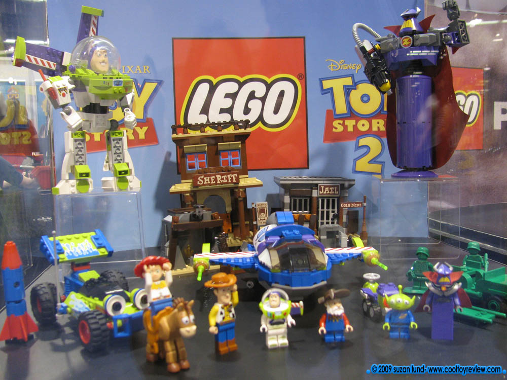 des jouets disney en l go lego toy story otakia tests. Black Bedroom Furniture Sets. Home Design Ideas