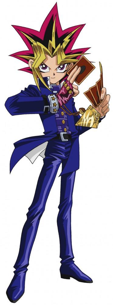 Image de l'anime Yu Gi Oh