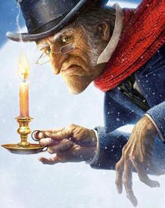 Poster du Drôle de Noël de Scrooge