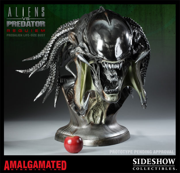 Figurine PredAlien