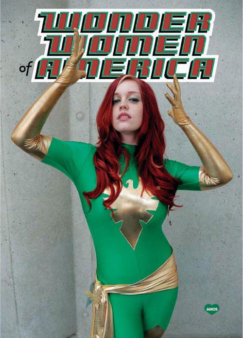 couveture du livre Wonder Women of Americain