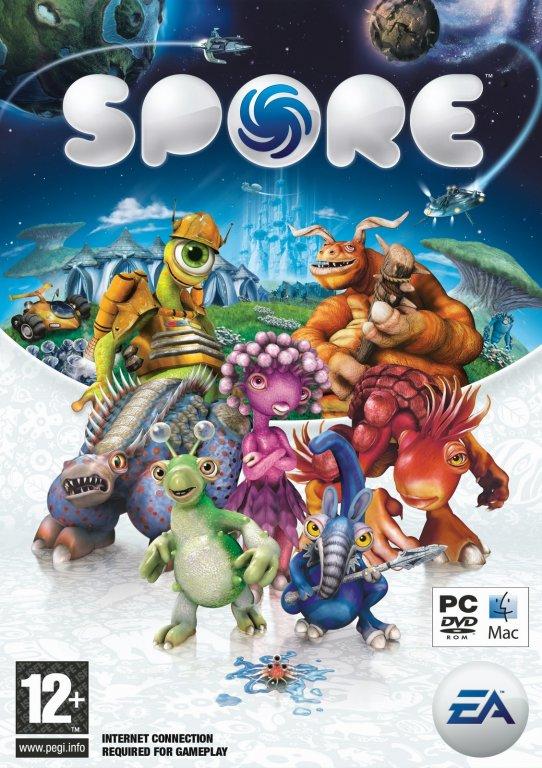 Affiche de Spore