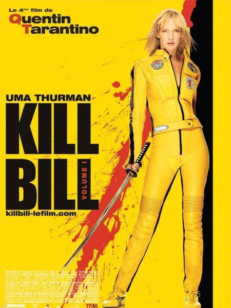 Affiche de Kill Bill