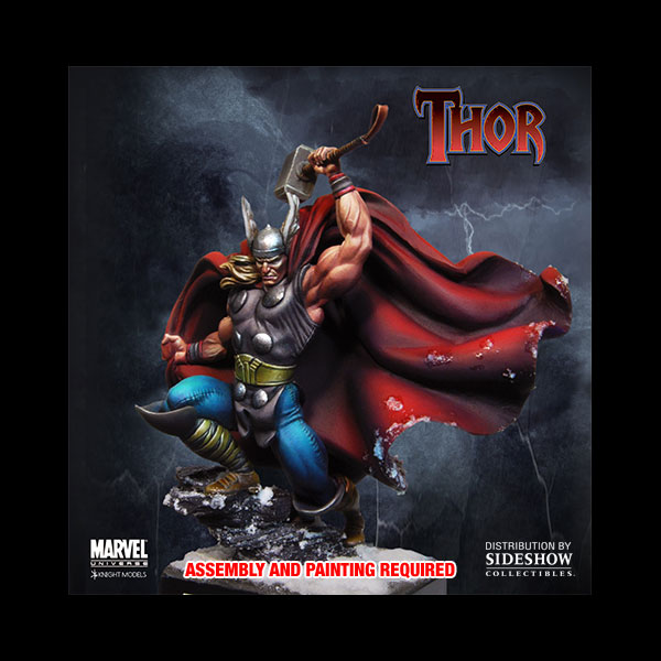 Figurine Thor de Sideshow Collectibles à monter