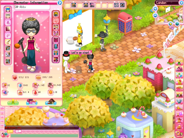 Image d'Hello Kitty Online