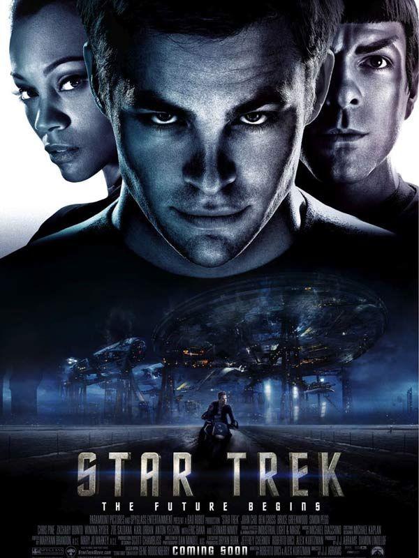 Affiche Star Trek