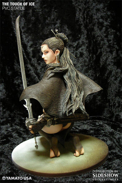 Figurine Touch of Ice de Luis Royo (Yamato )