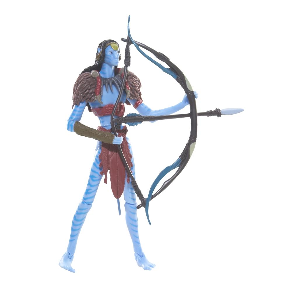 Image officielle des figurines Mattel pour Avatar