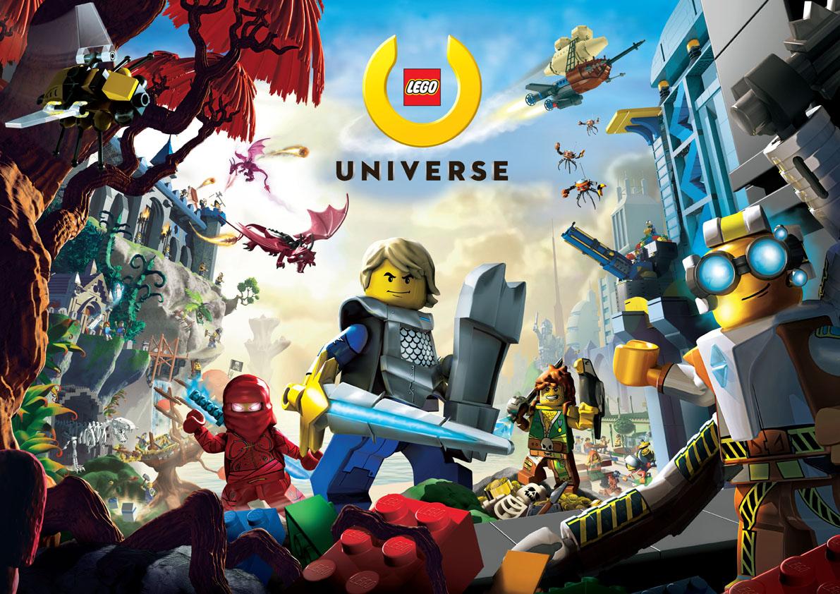 Capture de Lego Universe