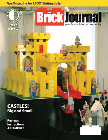 Brick Journal 8